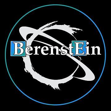 BerenstEin Logo in Blau von NoirGraphic