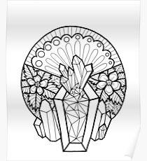 Crystal Coffin: Memento Mori Poster