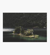 Island Love - Landscape Photography Photographic Print