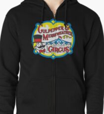 Our Classic Logo Zipped Hoodie