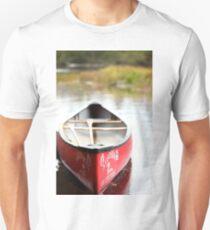 Algonquin Canoe Unisex T-Shirt