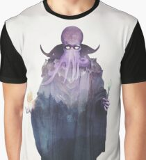 Mind Flayer (Illithid)  Graphic T-Shirt