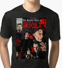 The Satanic Rites of Dracula Tri-blend T-Shirt