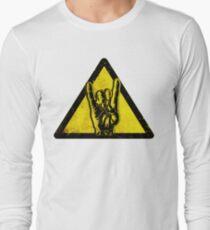 Heavy metal warning T-Shirt