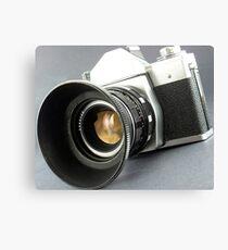 Photographic camera Canvas Print