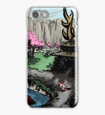 Deer Home iPhone Case/Skin