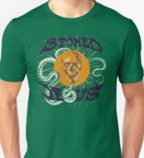 Stoned Jesus Artwork Unisex T-Shirt