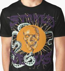 Stoned Jesus Artwork Graphic T-Shirt