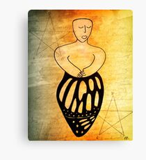 The Hanged Woman Canvas Print