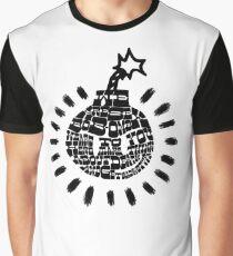Scott Pilgrim - Sex Bob-Omb Graphic T-Shirt