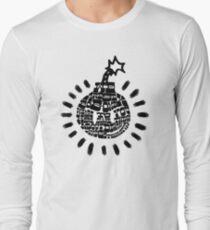 Scott Pilgrim - Sex Bob-Omb Long Sleeve T-Shirt