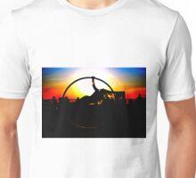 Sunset Celebration Russell Harris Unisex T-Shirt