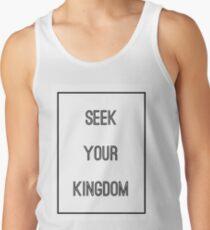 SEEK YOUR KINGDOM - Kings Kaleidoscope - Christian T-Shirt