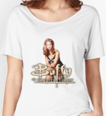 Buffy, The vampire slayer Women's Relaxed Fit T-Shirt