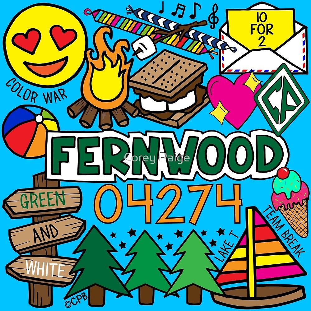 Fernholz von Corey Paige Designs