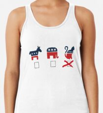 The Cat Party Women's Tank Top