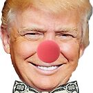 Trump the Clown by Thelittlelord