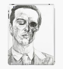 His Death Wish iPad Case/Skin