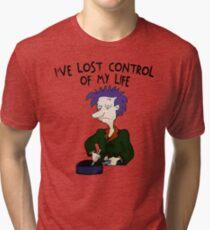 Ich habe die Kontrolle über mein Leben verloren - Rugrats Vintage T-Shirt