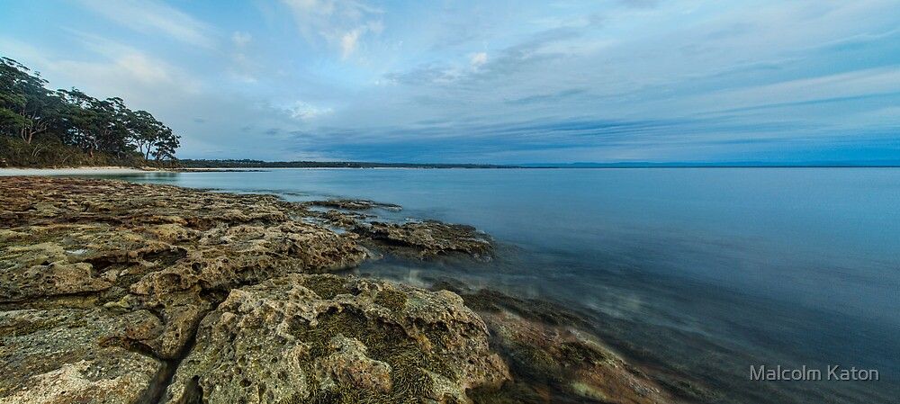 View of Jervis Bay  by Malcolm Katon