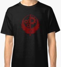 Brotherhood of Steel Emblem (Red) Classic T-Shirt