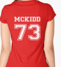 Kevin McKidd '73 Women's Fitted Scoop T-Shirt