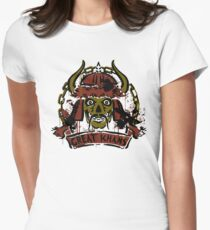 Great Khans - fallout new vegas Womens Fitted T-Shirt