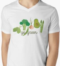 Go Green! - Vegan/Vegetarian  T-Shirt