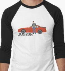Sechzehn Kerzen - Jake Ryan Baseballshirt mit 3/4-Arm
