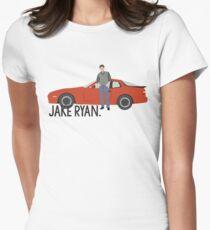 Sechzehn Kerzen - Jake Ryan Tailliertes T-Shirt für Frauen