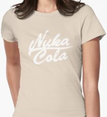 Nuka Cola - Original! Womens Fitted T-Shirt