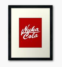 Nuka Cola - Original! Framed Print