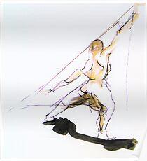Figure Sketch Poster