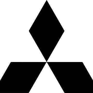 Mitsubishi by craneone