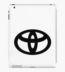 Toyota iPad Case/Skin