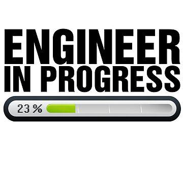Engineer in progress by nestoroa
