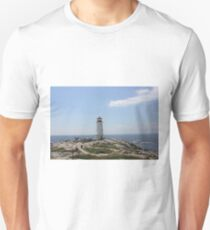 Peggy's Cove Lighthouse Unisex T-Shirt