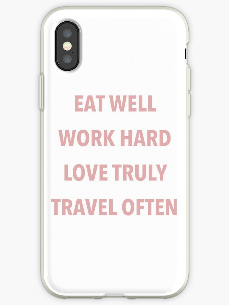 iphone xs case travel