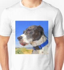 Blue collar Unisex T-Shirt