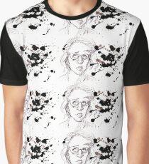 Ink Splots 1 Graphic T-Shirt
