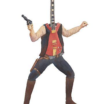 Guitar Solo by kristabrennan