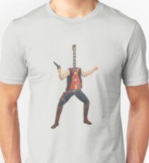 Guitar Solo Unisex T-Shirt