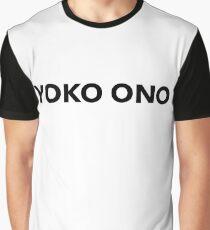THE LEGEND, YOKO ONO  Graphic T-Shirt