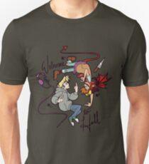 W2H - floaty junk T-Shirt