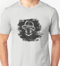 Untitled - (Brush Stroke) Unisex T-Shirt