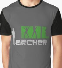 Archer  Graphic T-Shirt