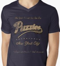 Puzzle's Bar - How I Met Your Mother Men's V-Neck T-Shirt