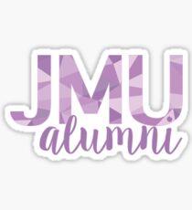 James Madison University - Alumni Sticker