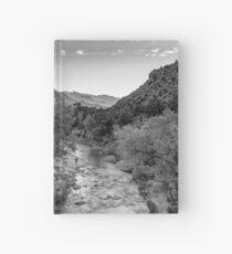 Zion National Park, Utah Hardcover Journal