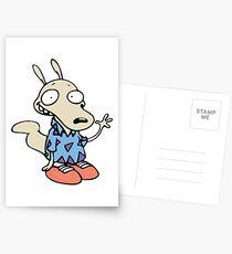 Rocko Postcards